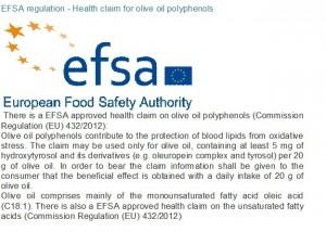efsa health claims